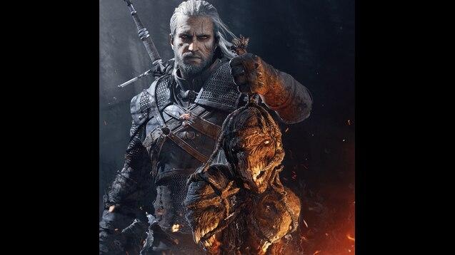 Steam Workshop The Witcher 3 Geralt Of Rivia