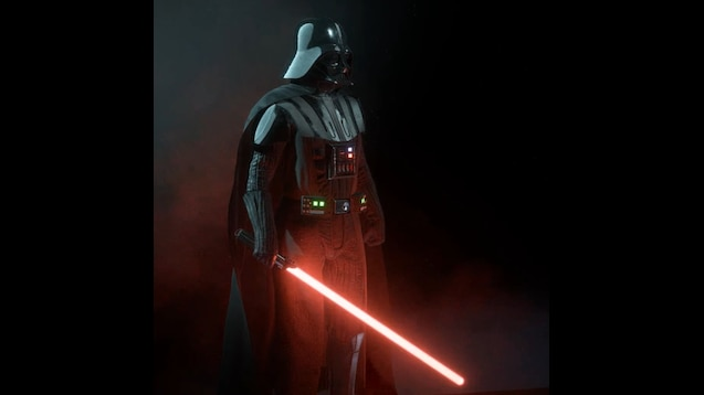 Steam Workshop Star Wars Battlefront Ii Darth Vader Live
