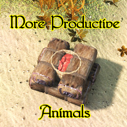 More productive animals