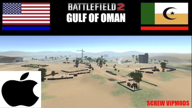 Steam Workshop :: Gulf of Oman (From Battlefield 2) (Mac