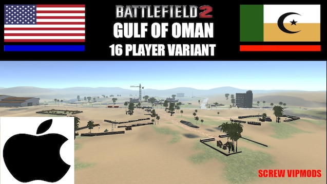 Steam Workshop :: Gulf of Oman (From Battlefield 2) (16