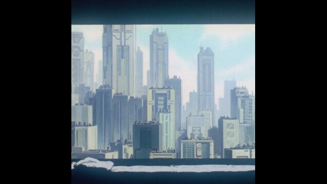 Steam Workshop Ghost In The Shell Apartment Window