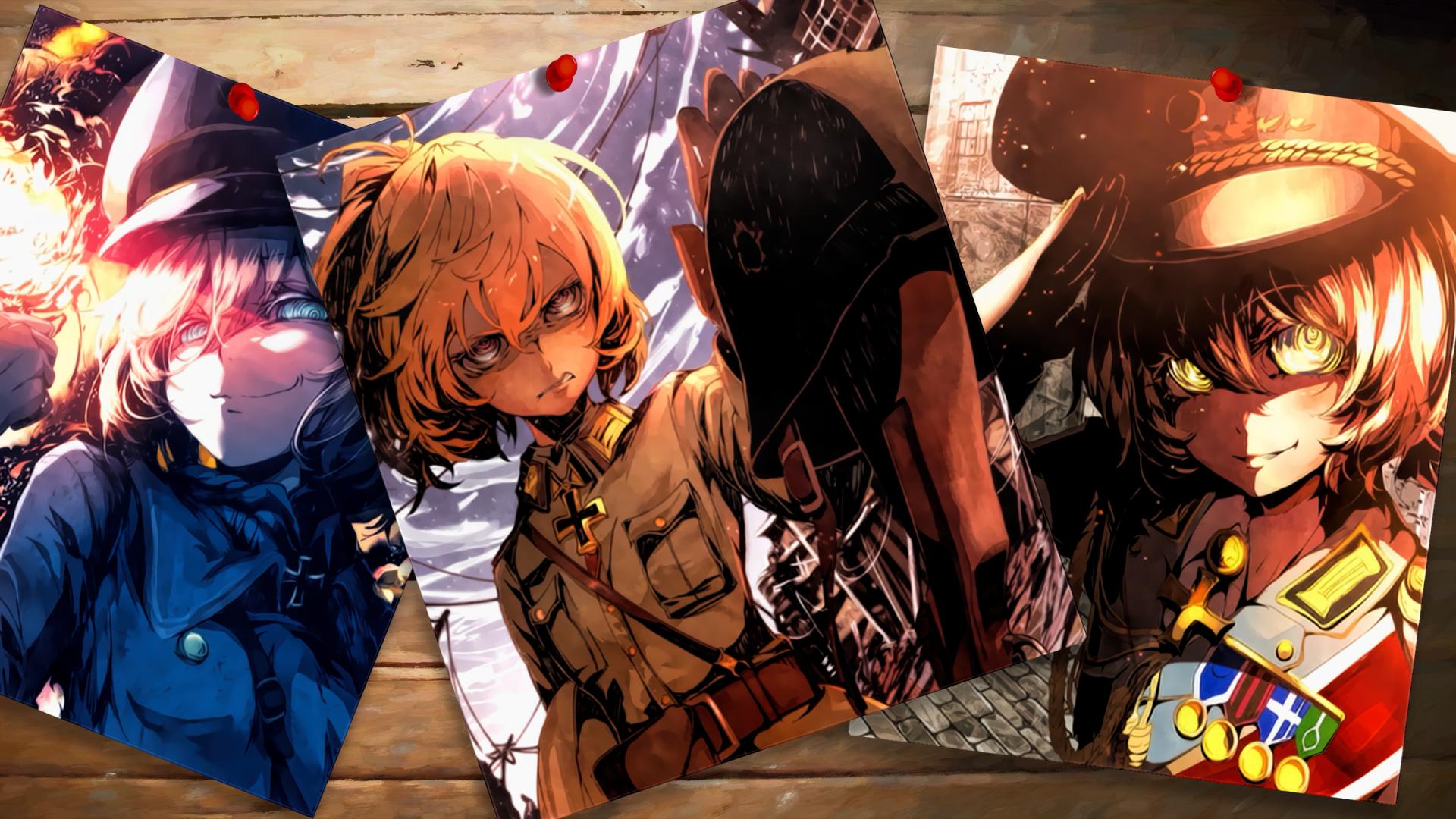 The Best Youjo Senki Wallpaper  Pics