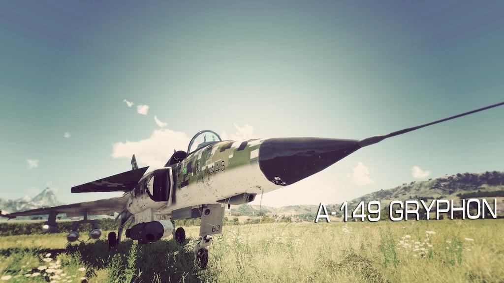 Steam Community :: :: ArmA 3 A-149 Gryphon