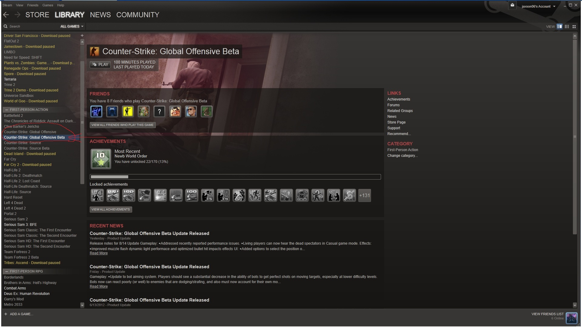 Steam Community :: Guide :: How To Start Playing: Counter