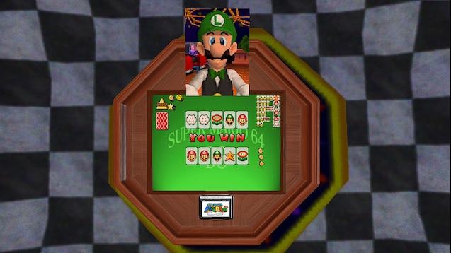 Steam Workshop Super Mario 64 Ds Poker