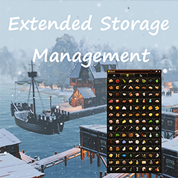 Extended Storage Management