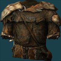 Craftable Fur Armor V2画像