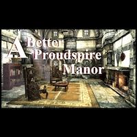 .::\\\V/// A Better Proudspire Manor画像