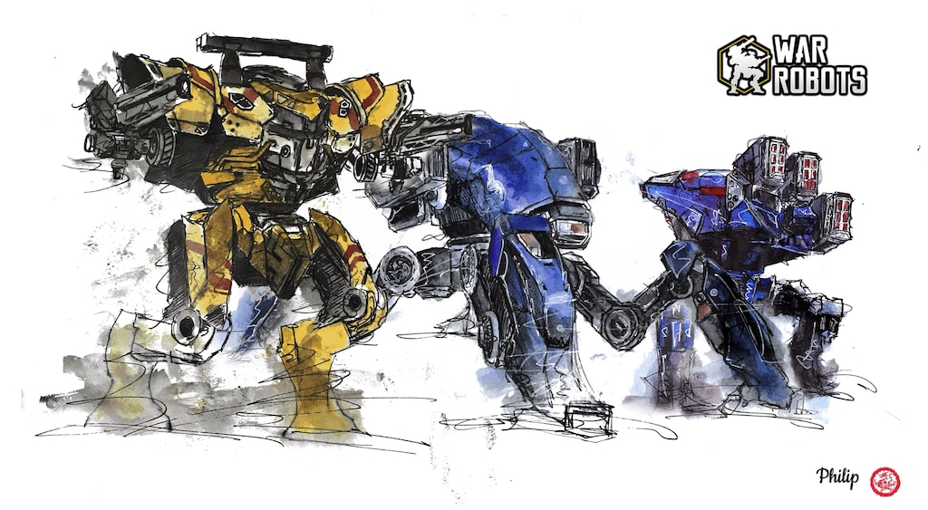 Steam Toplulugu War Robots Vr The Skirmish