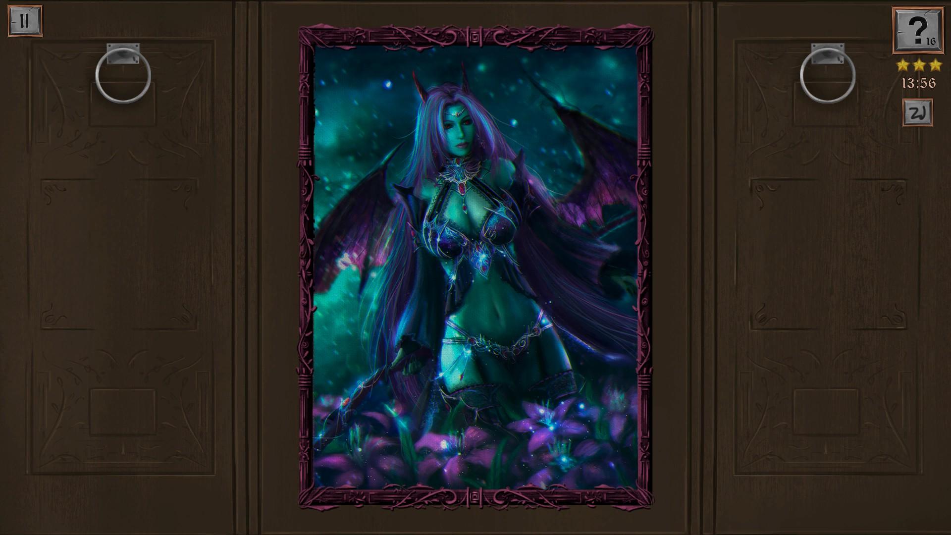 Dark Fantasy: Jigsaw Puzzle