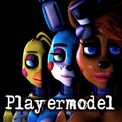 Sexy FNAF Playermodel