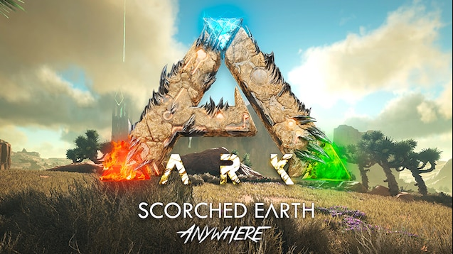 Earth scorched