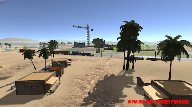 Steam Workshop :: Gulf Of Oman (From Battlefield 2