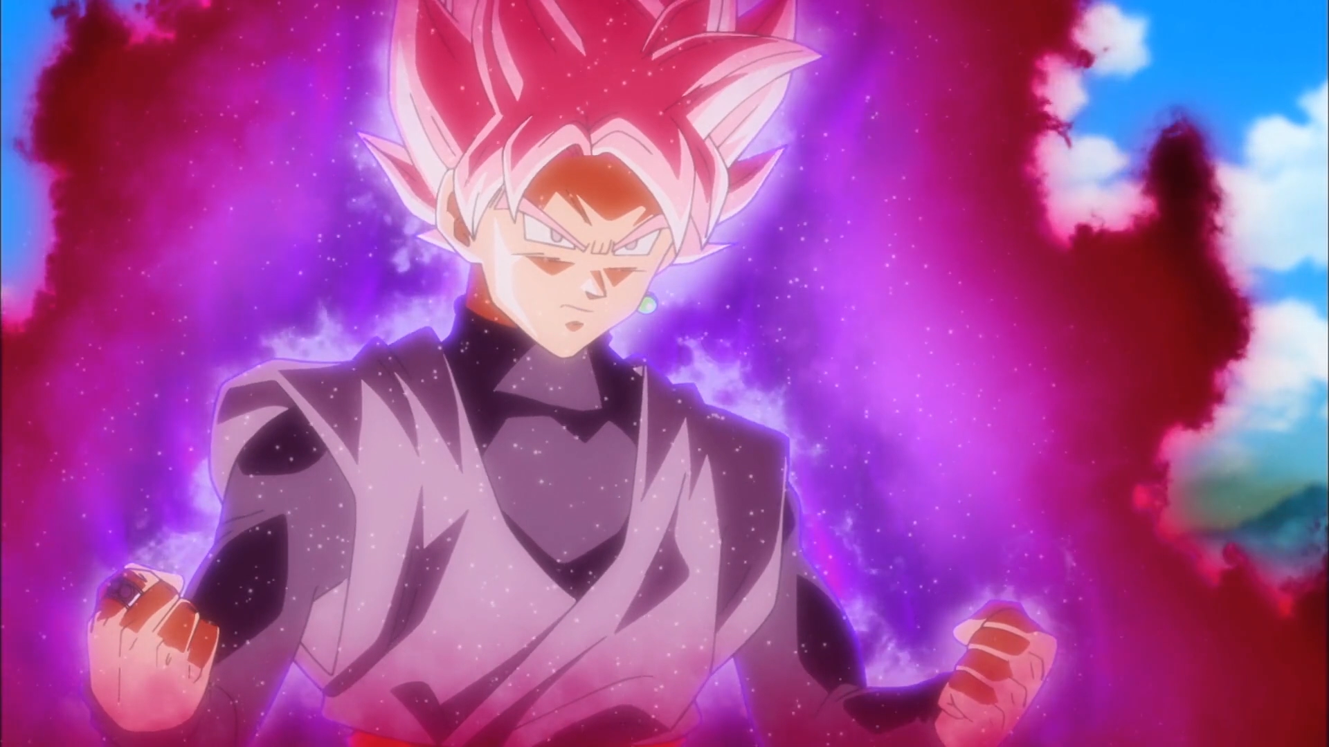 Steam Workshop Goku Black Super Saiyan Rose 1080p