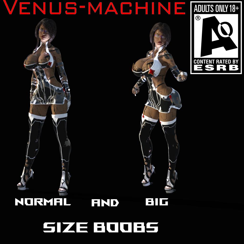 Steam Workshop Venus Machine