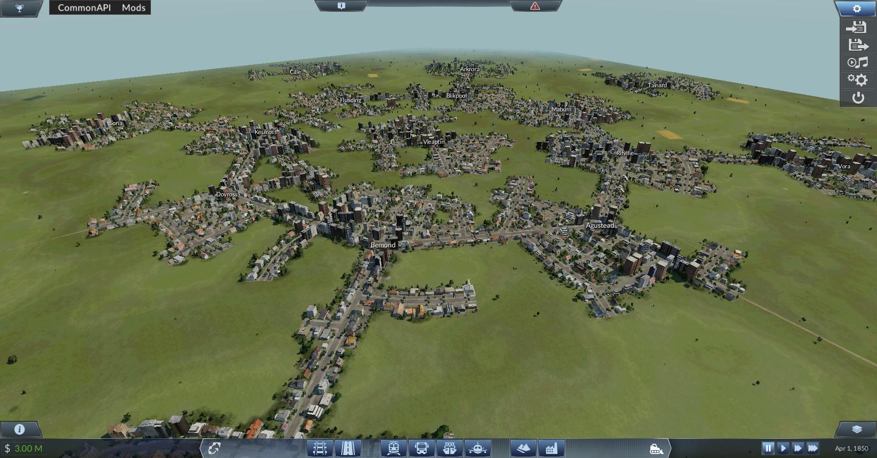 Skymods - Transport Fever Mods Catalogue