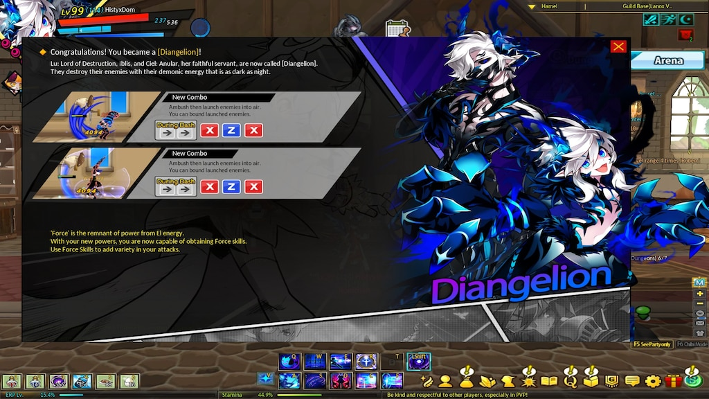 Steam Community :: Elsword
