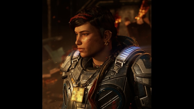 Steam Workshop Gears Of War 5 Kait 1080p