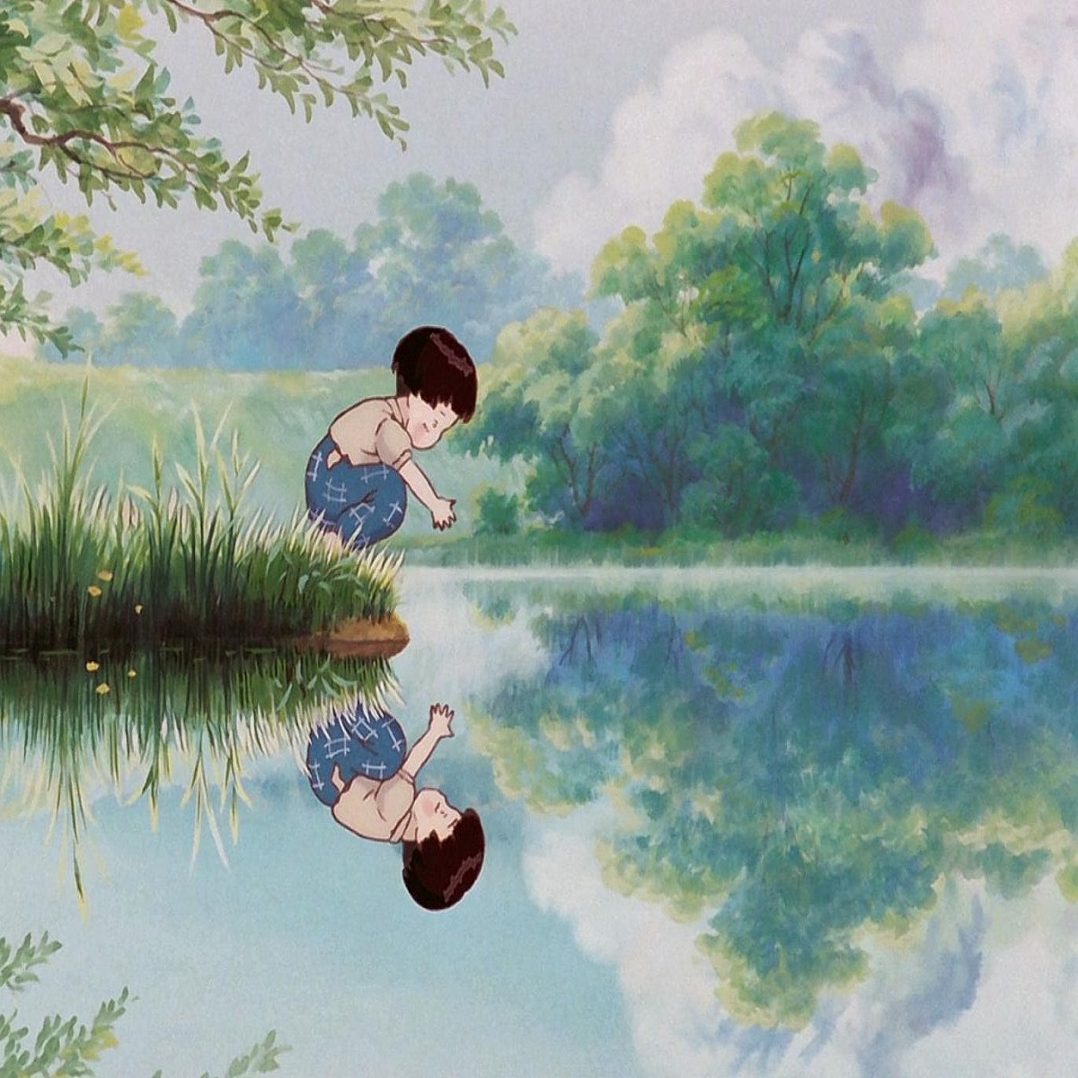 Steam Workshop Grave Of The Fireflies Dual Screen