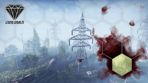 Steam Workshop::Danger Zone(吃鸡模式)——dz_csgoworld