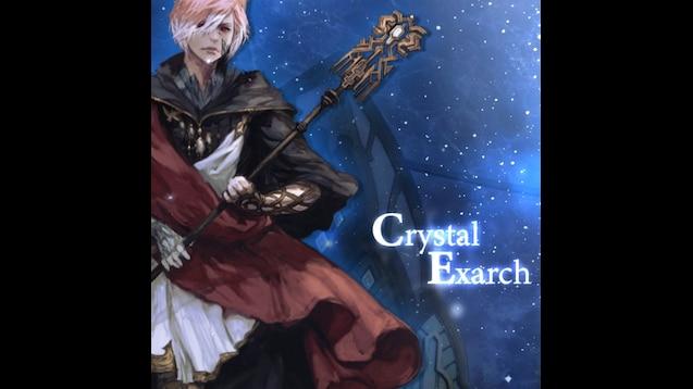 Steam Workshop Ff14 Crystal Exarch