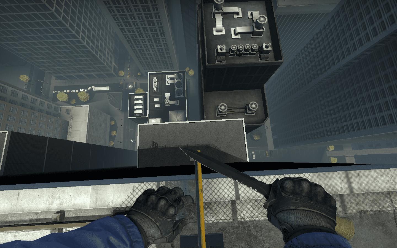 Способы самоубийства в CS:GO