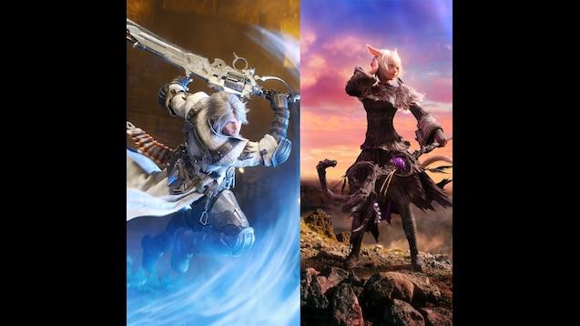 Steam Workshop Final Fantasy Xiv Shadowbringers Wallpaper