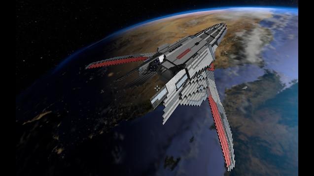 Steam Workshop Titan Turian Dreadnought Mass Effect