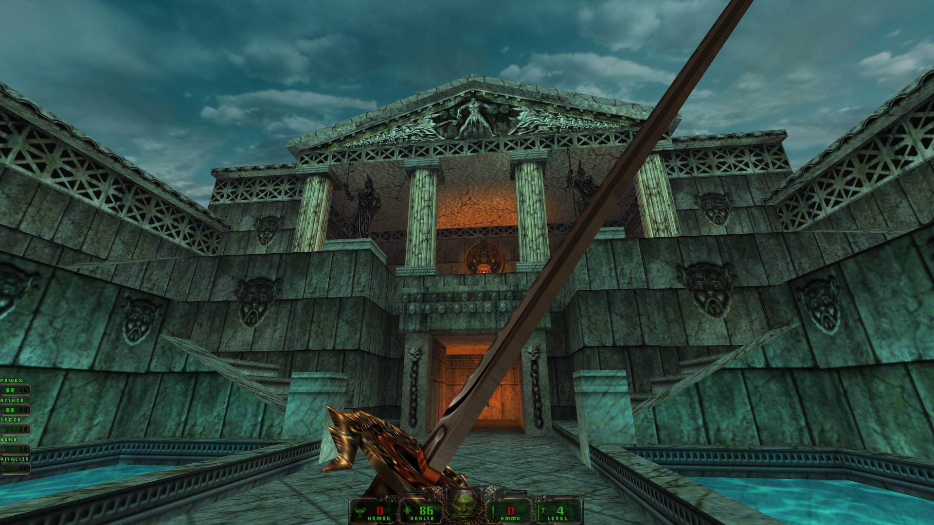 Steam Community :: Screenshot :: Beautiful structures of Daikatana ...