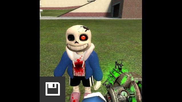 Steam Workshop :: HorrorTale Sans