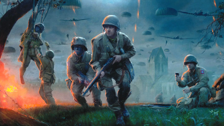 WW2 IFA3 Operation Neptune D-Day (Part 1)
