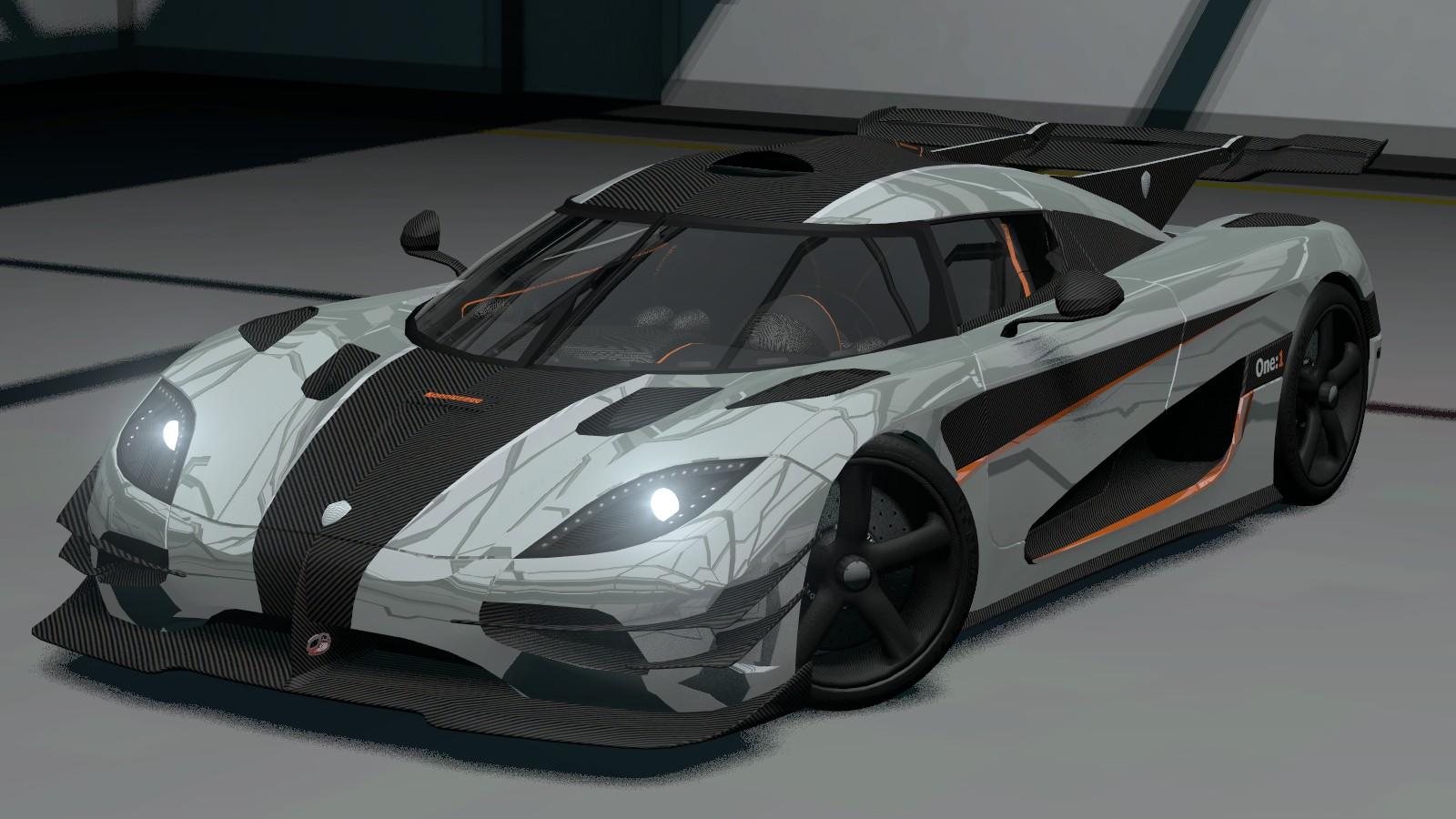 Steam Workshop :: 2015 Koenigsegg One:1