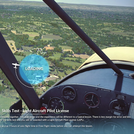 Steam Community :: Guide :: LAPL Checkride Training