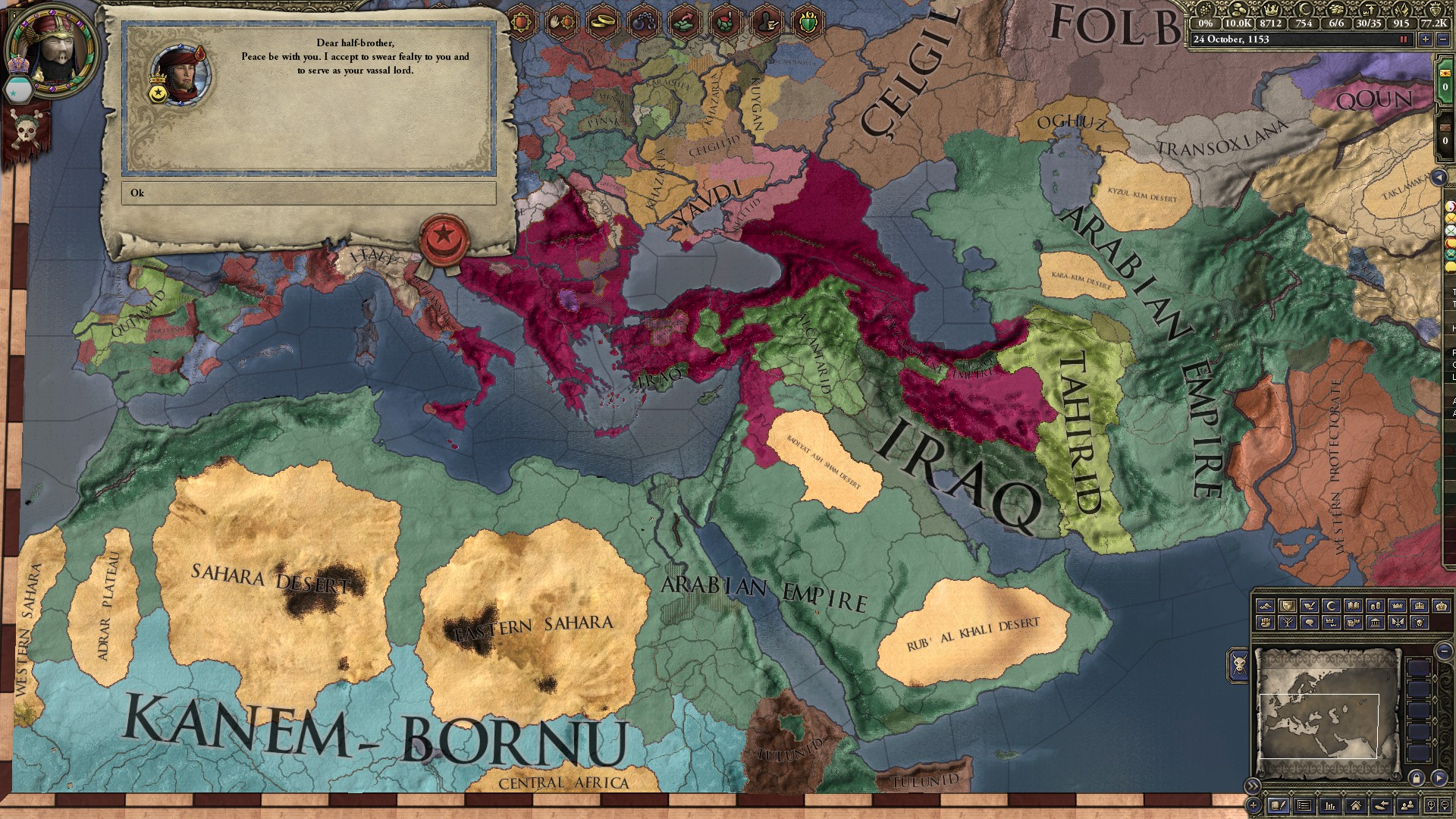 Post your CK2 empire! | Page 331 | Paradox Interactive Forums