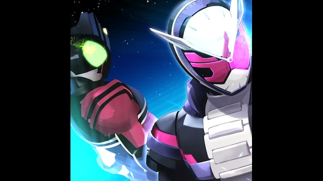 Steam Workshop :: Kamen Rider Decade and Zi-O W/