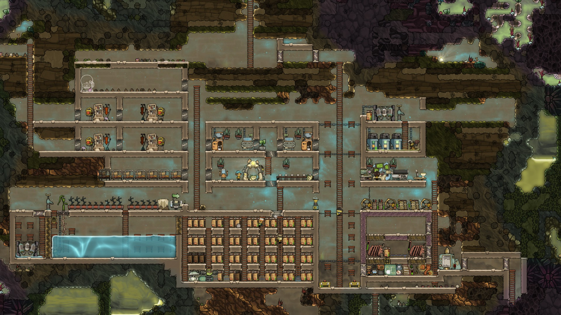 Oxygen Not Included] Full release out now on Steam! - Page