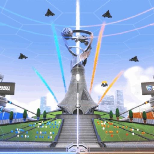 Steam Workshop Rocket League Champions Field