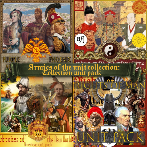 Collection - Europa Universalis IV: Ultimate Unit Pack
