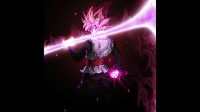 Steam Workshop Goku Black Super Saiyan Rose
