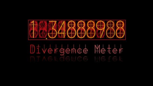 26+ Steins Gate Divergence Meter Font Images