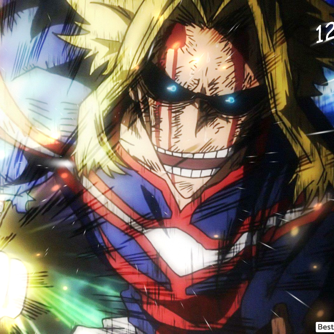 Steam Workshop My Hero Academia All Might Wallpaper 1920x1080