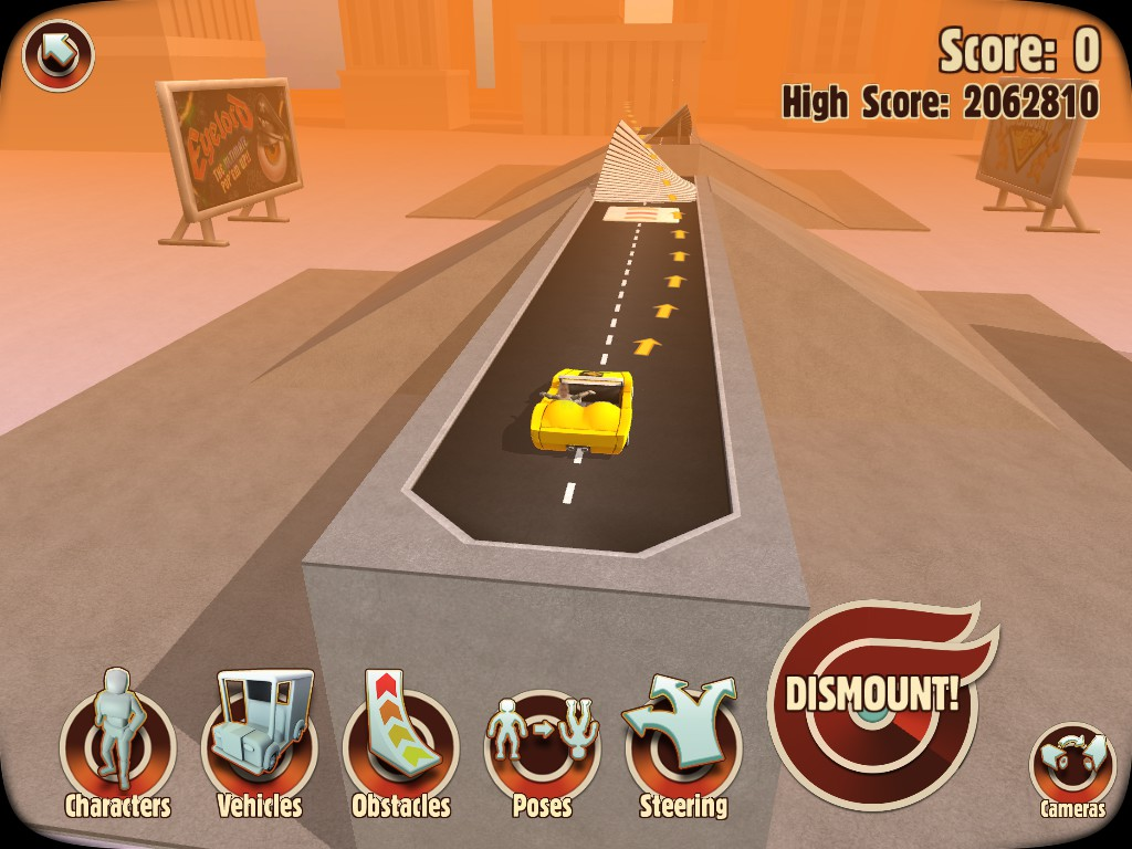 Steam Community :: Guide :: Getting every achievement in Turbo Dismount