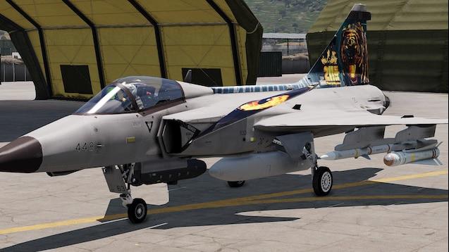 Steam Workshop :: Czech Air Force JAS 39 Gripen