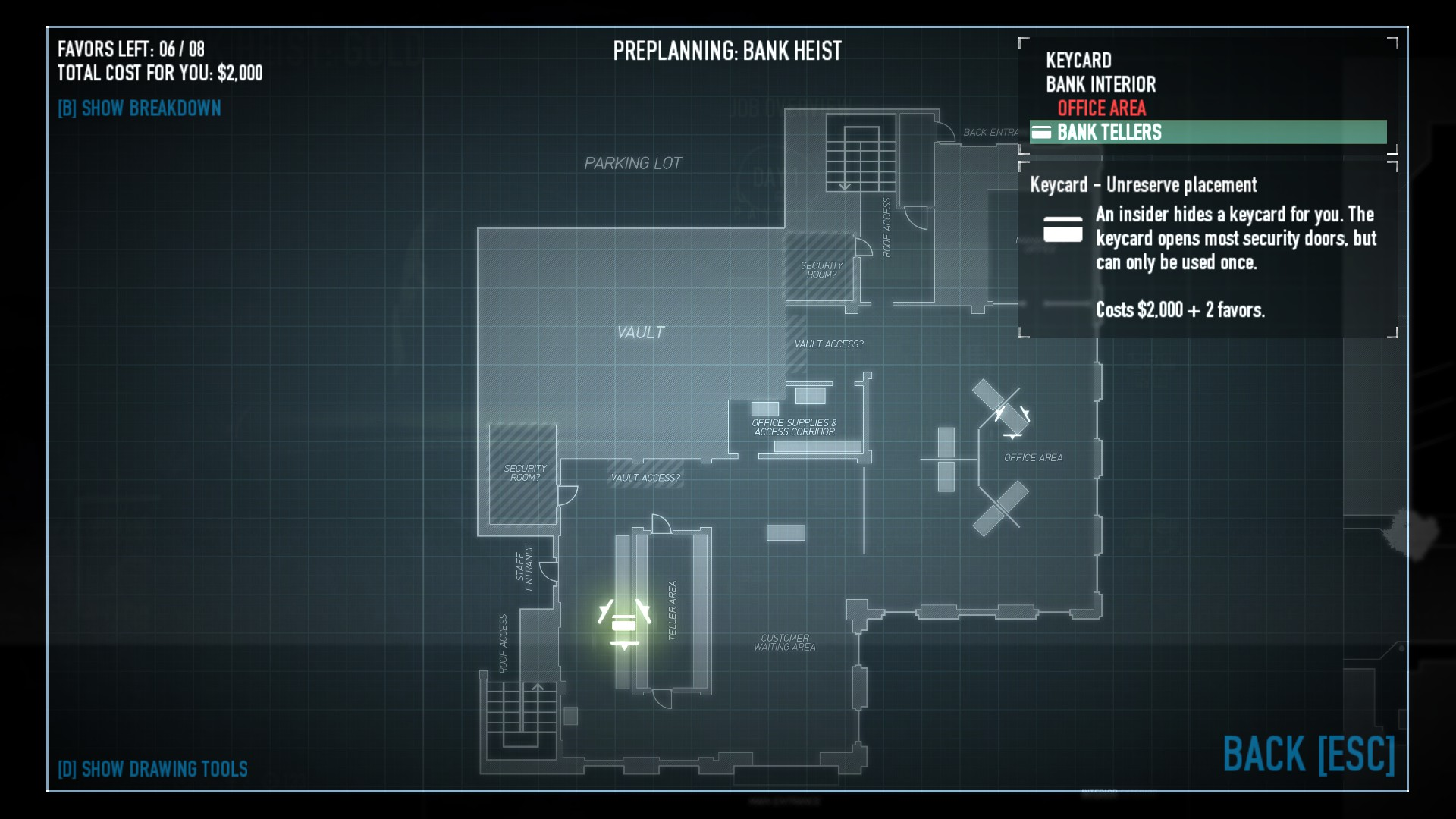 Steam Community Guide How To Rob Bank Heist Soloco Ecer 2 Pcs Key Card
