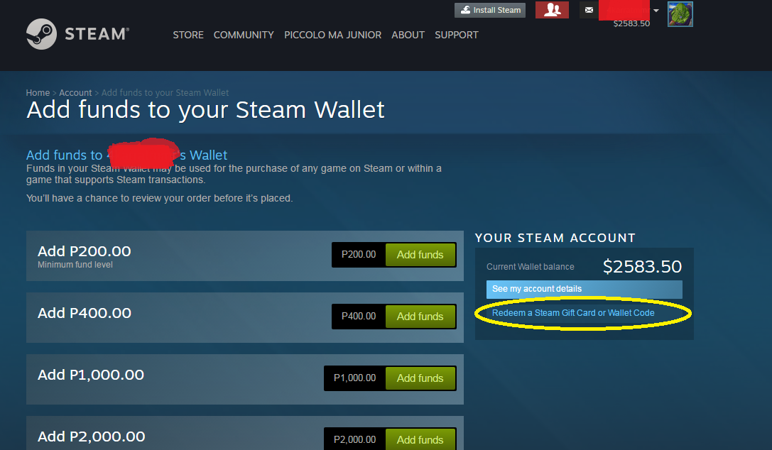 Where To Buy Steam Wallet Codes In Indiana | Stanford Center for