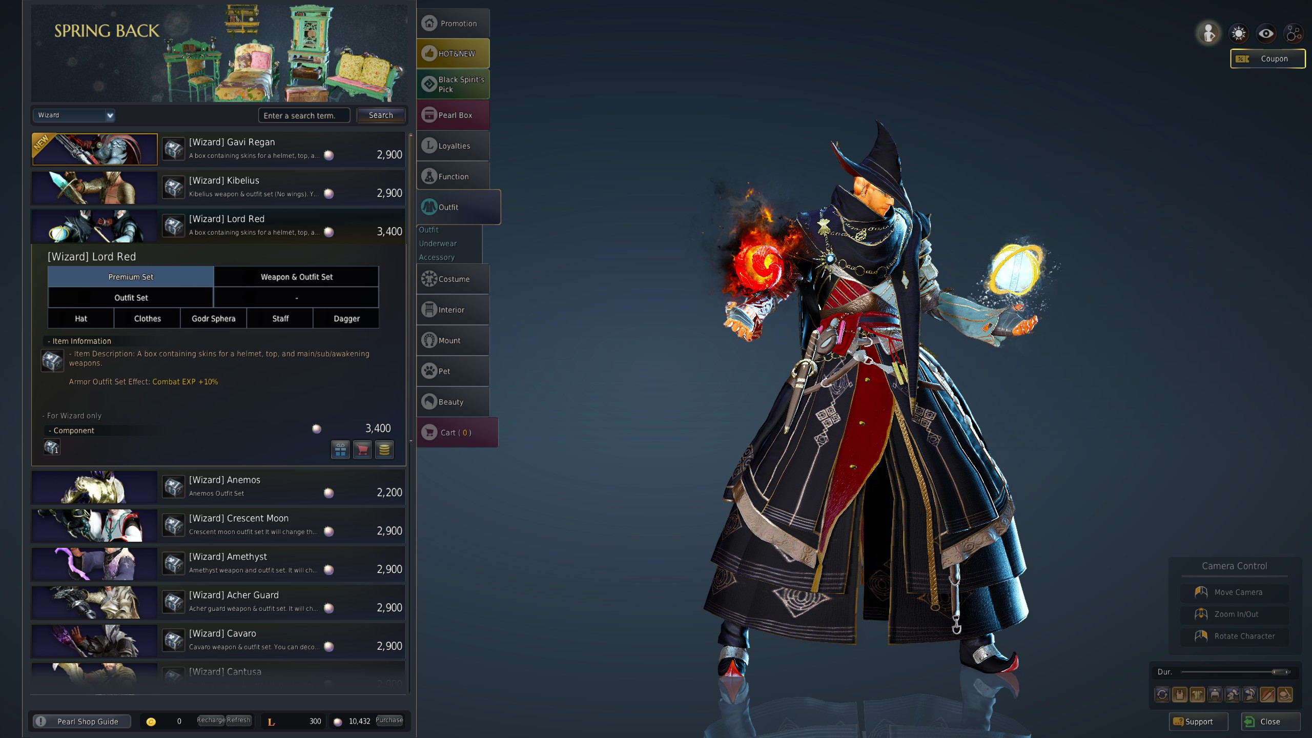 Costume Wizard Bdo & BDO U2013 Pearl Shop Update