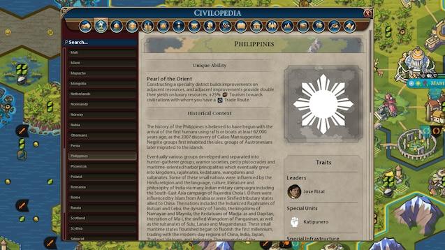 Steam Workshop :: CIVITAS Philippines