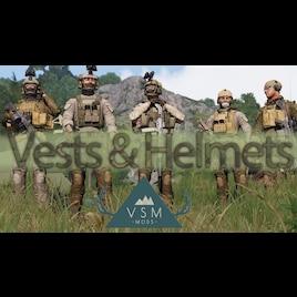 Steam Workshop :: MLO Vests and Helmets