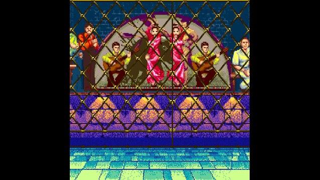 Steam Workshop Street Fighter 2 Vega Stage Theme